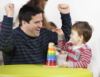نقش پدر در تربیت کودک خردسال – قسمت دوم