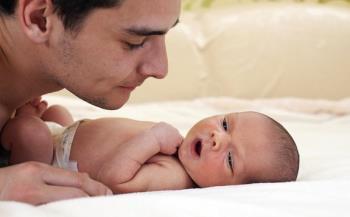 پدر و هفته های اول نوزاد