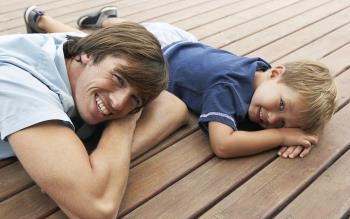 انجام وظایف پدری در مورد کودکان شش تا یازده ساله