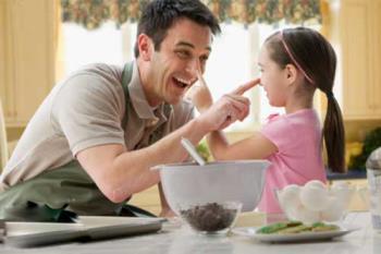 چگونه پدران الگوی خوبی برای کودکان باشند ؟