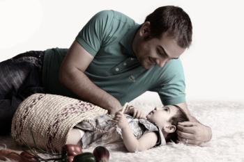 انجام وظایف پدری در مورد کودکان یک تا سه ساله – بخش دوم