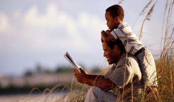 تأثیر پدر در فرزندان