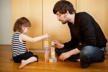 انجام وظایف پدری در مورد کودکان سه تا شش ساله