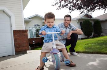 نقش پدر در تربیت کودک خردسال – قسمت اول