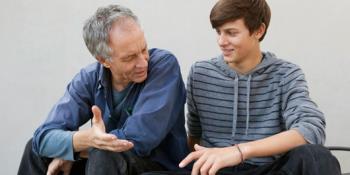 انجام وظایف پدری در مورد نوجوانان یازده تا نوزده ساله