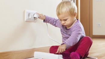 فراهم کردن محیط امن برای کودک در خانه