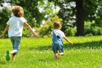 پایان دادن بازی کودک
