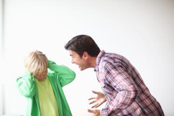 واکنش والدین در هنگام بروز عصبانیت