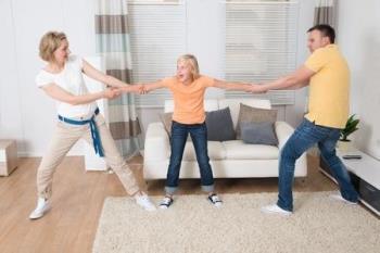 تاثیر طلاق والدین بر تک فرزندان