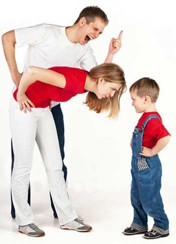 انتظار والدین از کودکان در سنین مختلف
