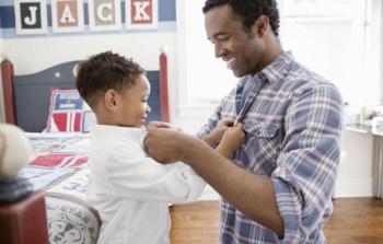الگو بودن والدین برای فرزندان