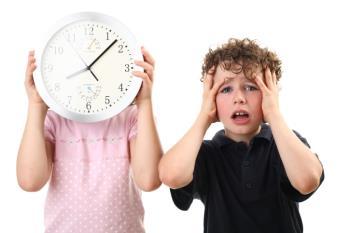 آموزش مدیریت زمان به کودک