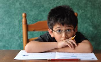 تکالیف مدرسه و کودکان ناتوان در یادگیری