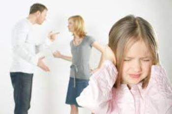 جدایی و طلاق والدین