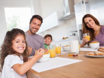 برقراری نظم و ترتیب در خانواده های دارای دو فرزند
