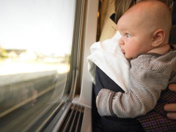 پرسش و پاسخ در مورد مسافرت با نوزاد