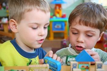 آموزش کودک از طریق بازی
