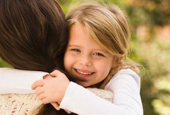 نشان دادن حس قدردانی به کودک