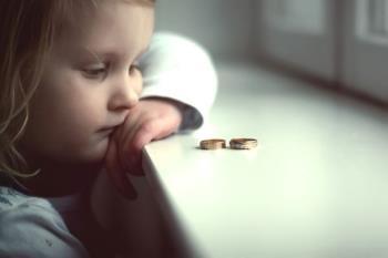 تاثیر جدایی و طلاق والدین در کودکان
