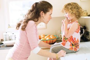 ایجاد محدودیت های متناسب با ویژگی های ذاتی کودک