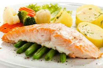طرز تهیه راگوی ماهی سالمون